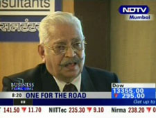 Helekar's Defensive Driving Mission on NDTV Mumbai